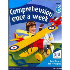 Year 6 Comprehension Once A Week 6