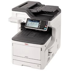 OKI Mc853Dn Colour Laser Multifuntion A3