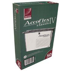 Eastlight Suspension Files Accoflex IV Foolscap Box of 50