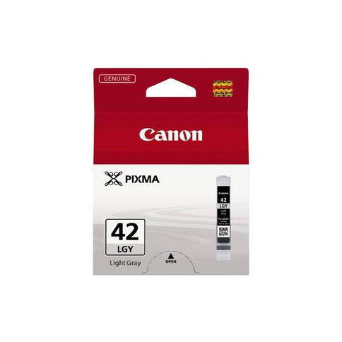 Canon Ink Cli42 Light Grey