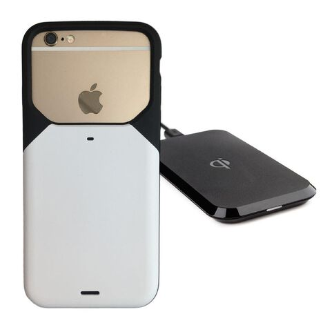 iPhone 6 Wireless Charging Bundle Black