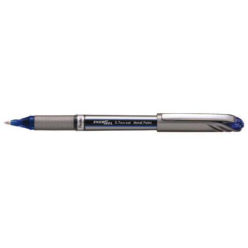 Pen Energel Capped 0.7mm Loose Blue