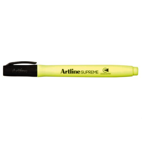 Artline Supreme Highlighter Yellow