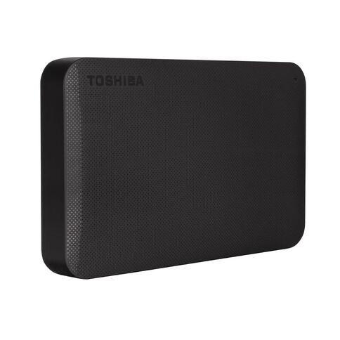 Toshiba 3TB Canvio Ready Ext Hdd Black
