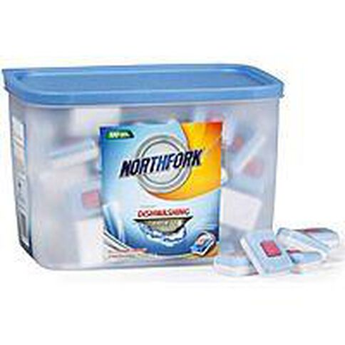 Dishwashing Tablets All-In-One Tub 100 Pack