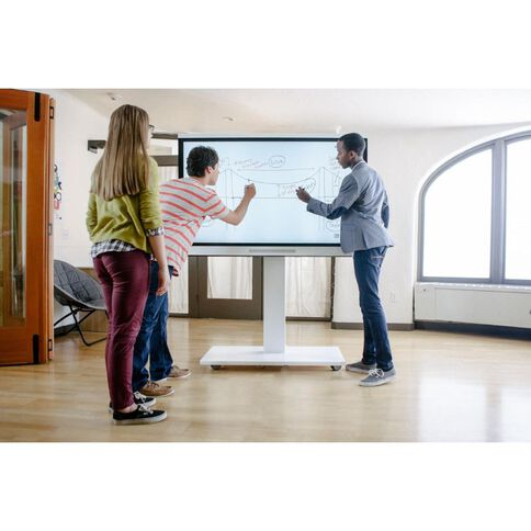 Smart Kappiq Interactive Board 65 inch White