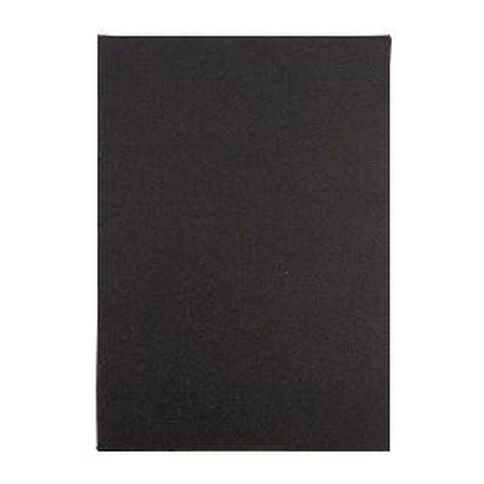 Tasman Presentation Folder Black