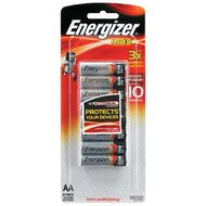 Energizer Max Battery AA 8 Pack