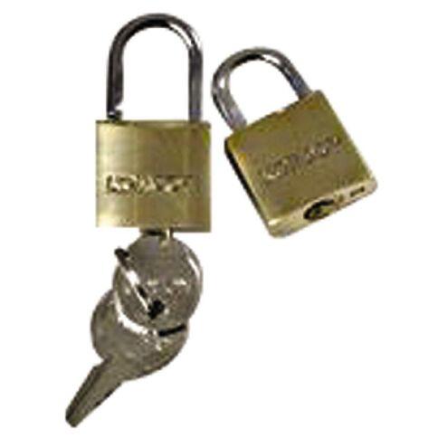 Korjo Luggage Lock Duo Gold
