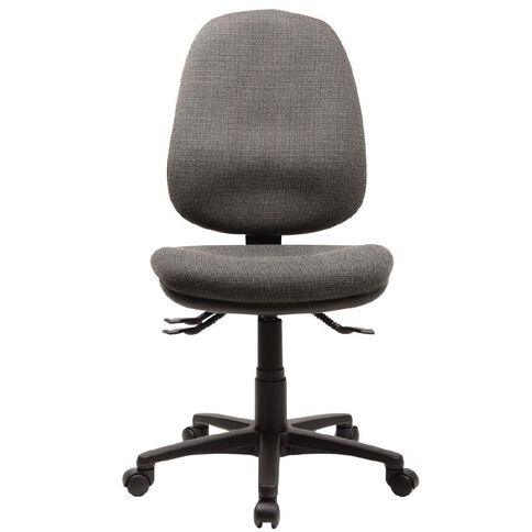 Dawell Delta Highback Chair Ranger Clarity Grey