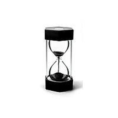 TFC Sand Timers Giant 30 Minute Black