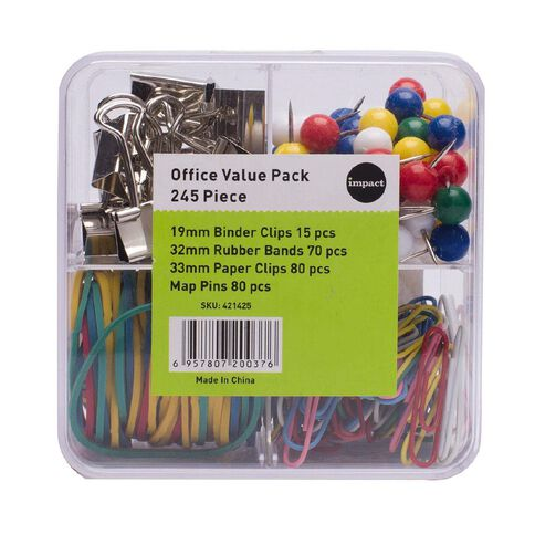 Impact Office Value Pack 245 Piece