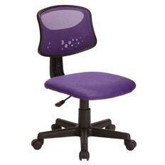 Workspace Sam Chair Purple Purple