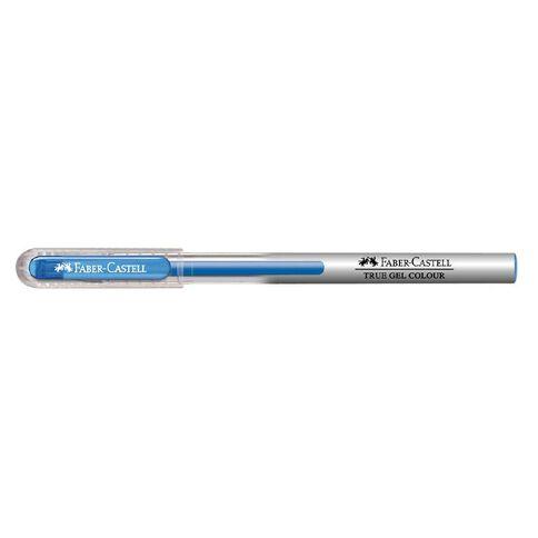 Faber-Castell Gel Pen True Gel Colour 0.7mm Light Blue Light