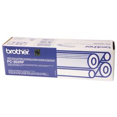 Brother Fax Refill PC302Rf Black
