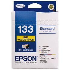 Epson Ink Cartridge 133 Value 4 Pack