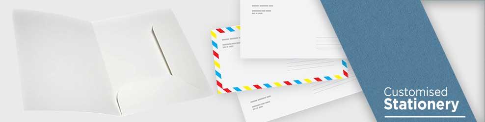 Customised stationery