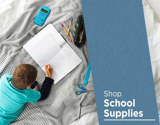 Shop School Supplies