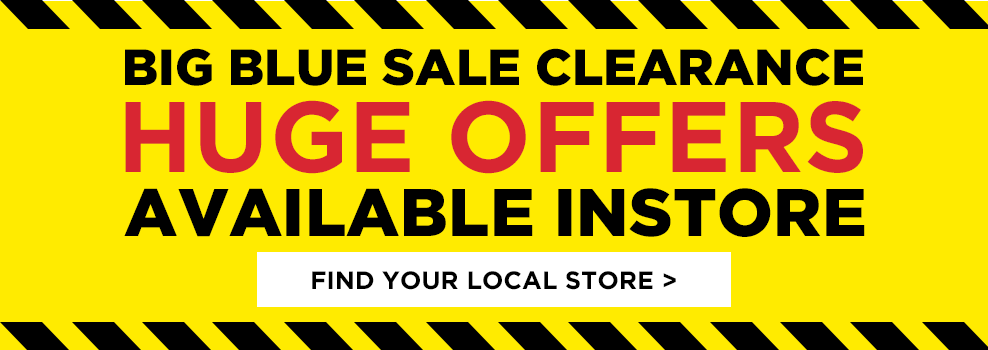 Big Blue Sale Clearance