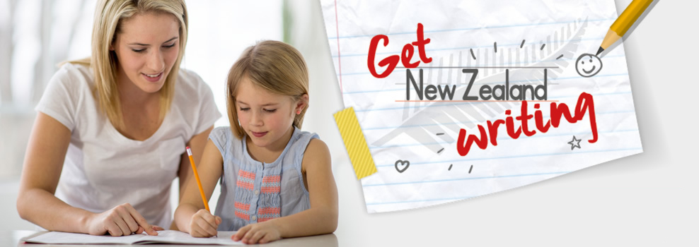 Get New Zealand Writing