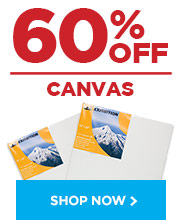 60% Off Canvas