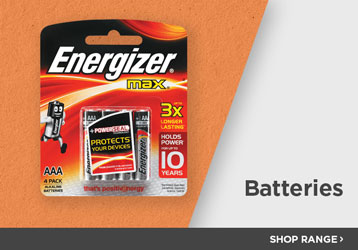 Basic Office Supplies - Batteries