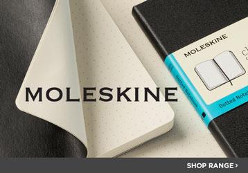 Moleskine - Shop Range