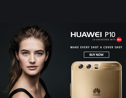 Huawei P10 - Buy Now