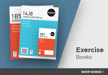 Shop Exercise Books and Pads