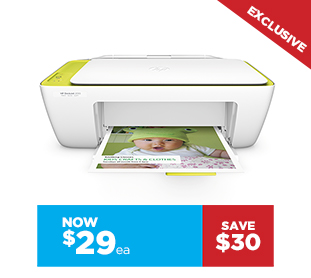 HP Deskjet 2130 All-in-One Printer Green
