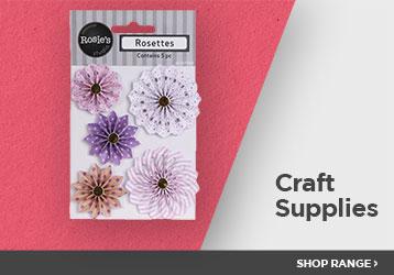 Craft Supplies Shop The Range