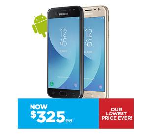 Spark Samsung Galaxy J3 Pro