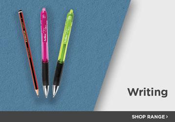 Writing - Shop The Range