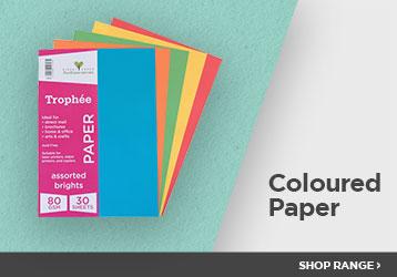 Shop Coloured Paper
