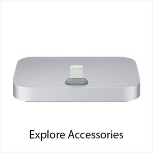 explore accessories