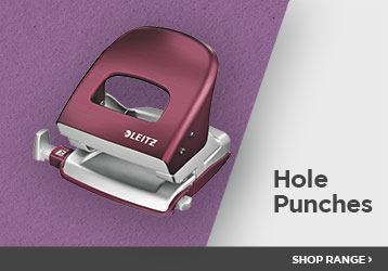 Basic Office Supplies - Hole Punches