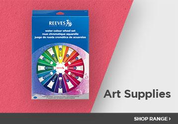 Art Supplies Shop The Range