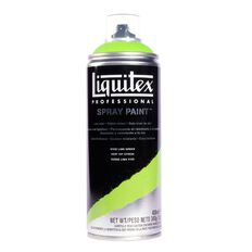 Liquitex Spray 400ml Vivid Lime Green Green