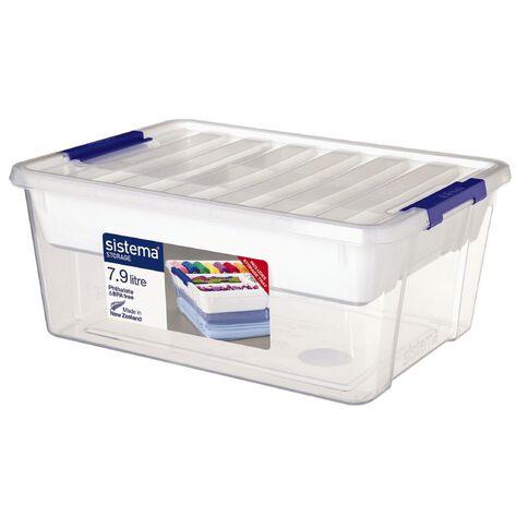 Sistema Storage Organiser Clear 7.9L
