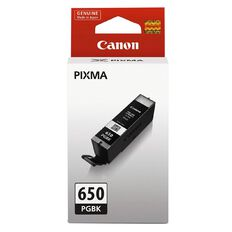 Canon Ink PGI650 Black (300 Pages)