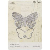 Couture Creations Butterfly Garden Mini Dies