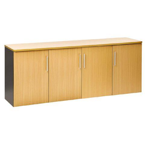 Jasper J Emerge Wood Doors Credenza 1800 Beech/Ironstone