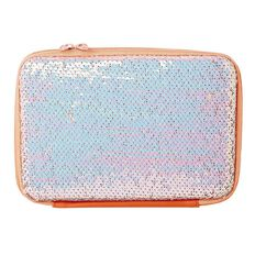 WS Hardtop Pencil Case Sequins