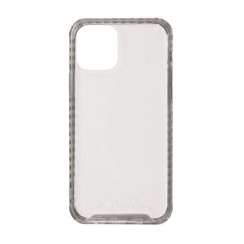 INTOUCH iPhone 12/Pro Vanguard Protection Case Clear Clear