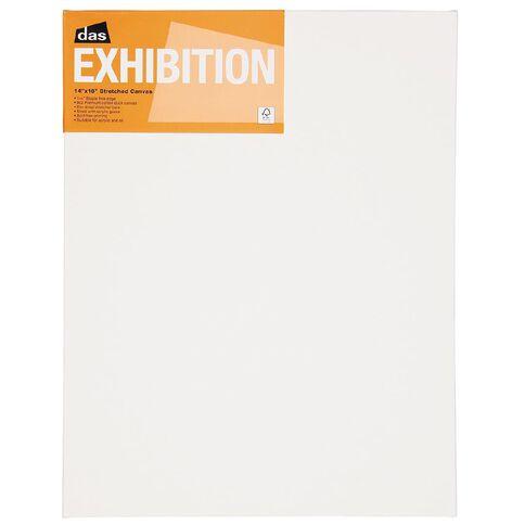 DAS 1.5 Exhibition Canvas 14 x 18in