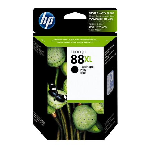 HP Ink 88XL Black (2450 Pages)