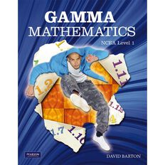 Ncea Year 11 Gamma Maths Textbook