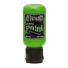 Ranger Dylusions Paint Flip Top Cut Grass 1 oz