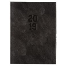 Cumberland Diary 2019 Monthly Planner Month to View Black A4