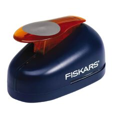 Fiskars Lever Punch 2.5 Circle White